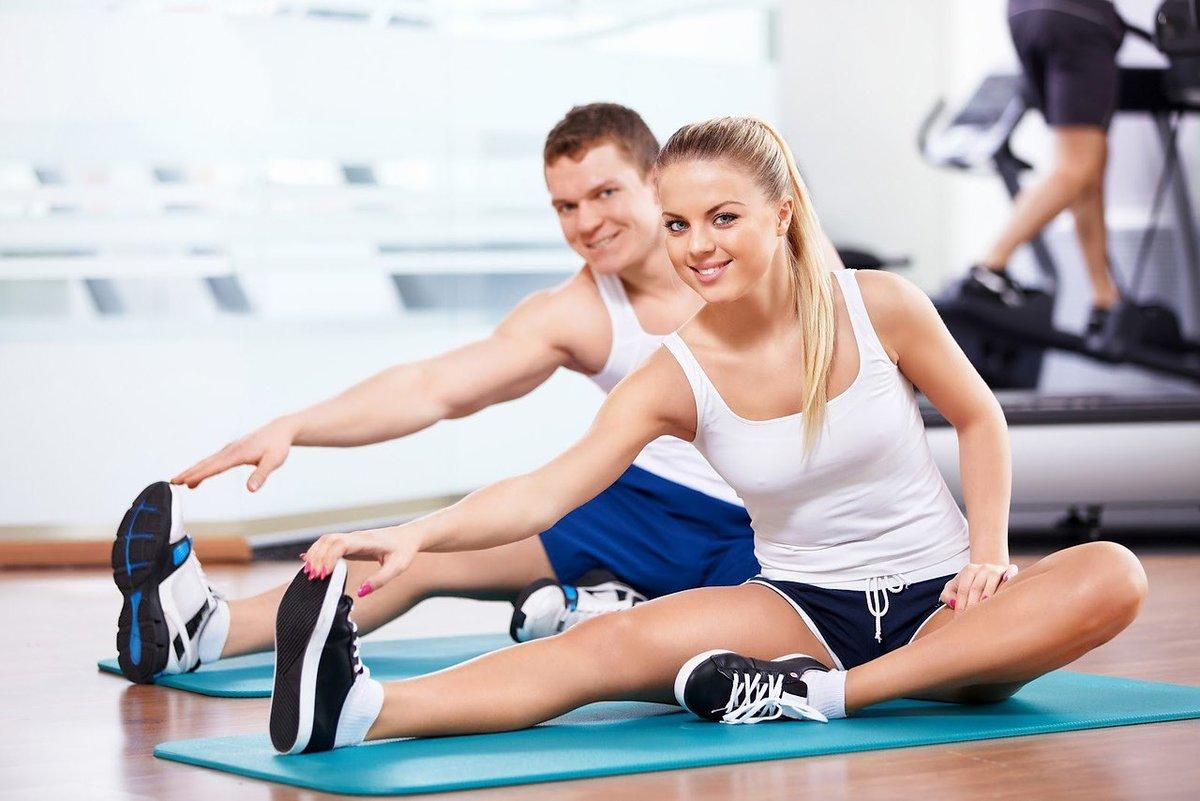 Физические упражнения, чтобы бороться с задержкой жидкости в организме