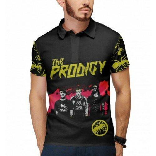Мужское поло 3D The Prodigy
