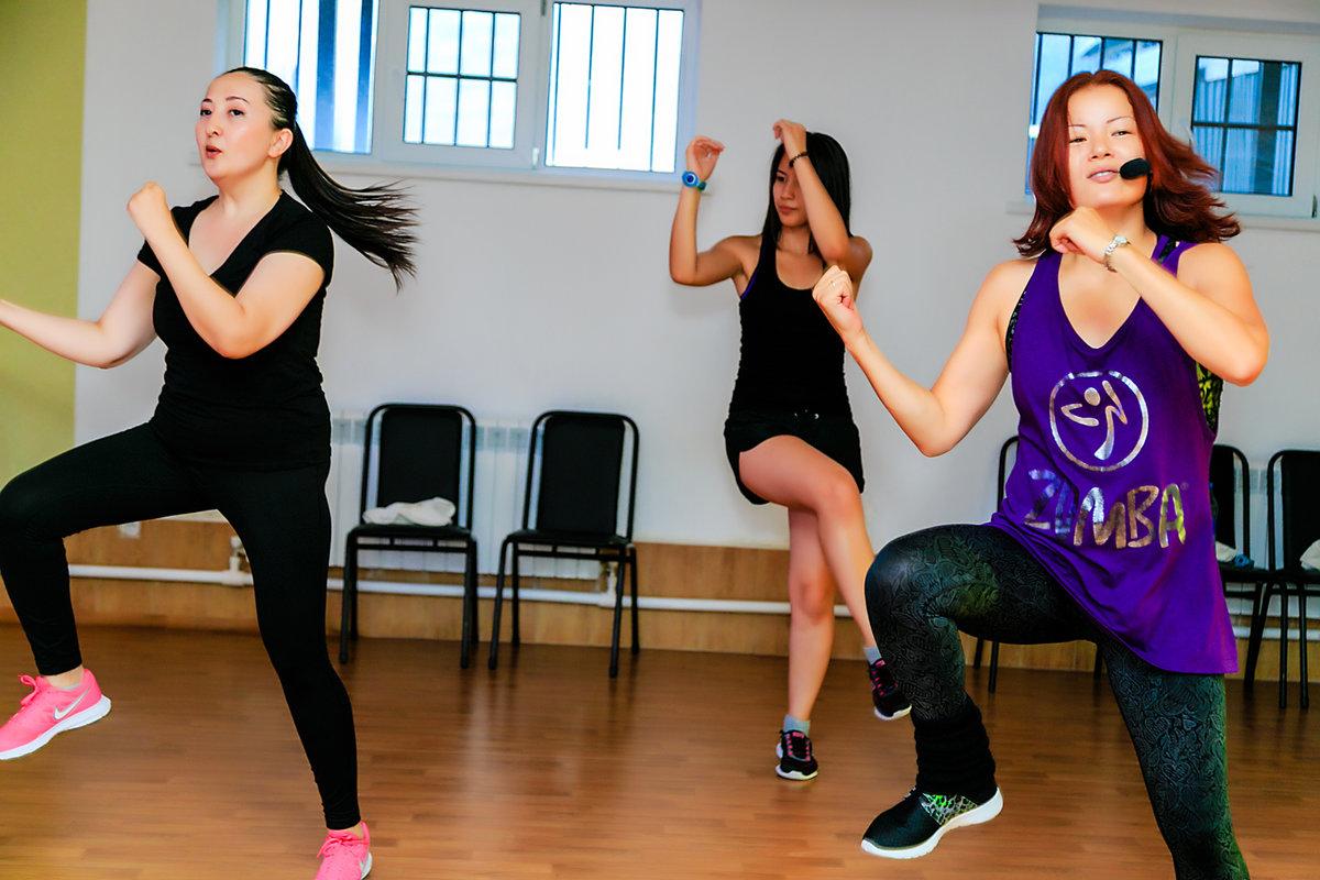 zumbazumba is a dance fitness program