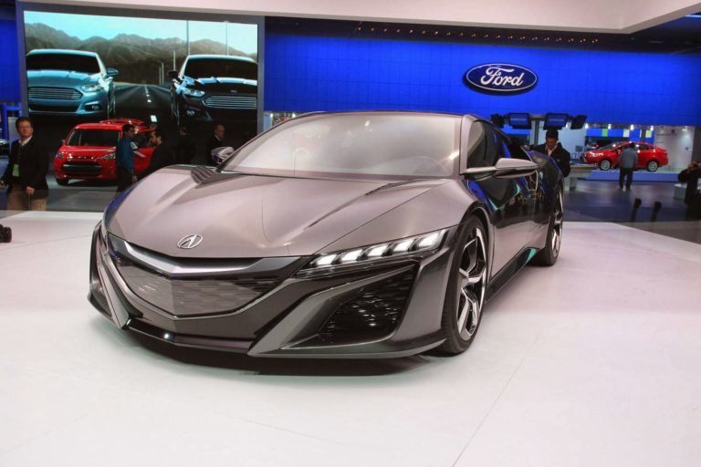 Greats Honda Sports Car 2014