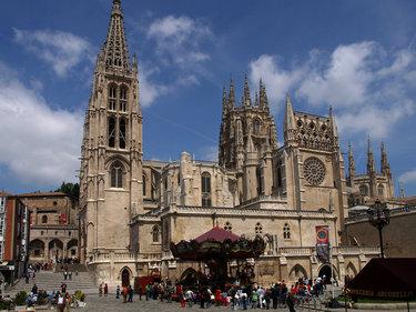 бургосский собор бургос испания