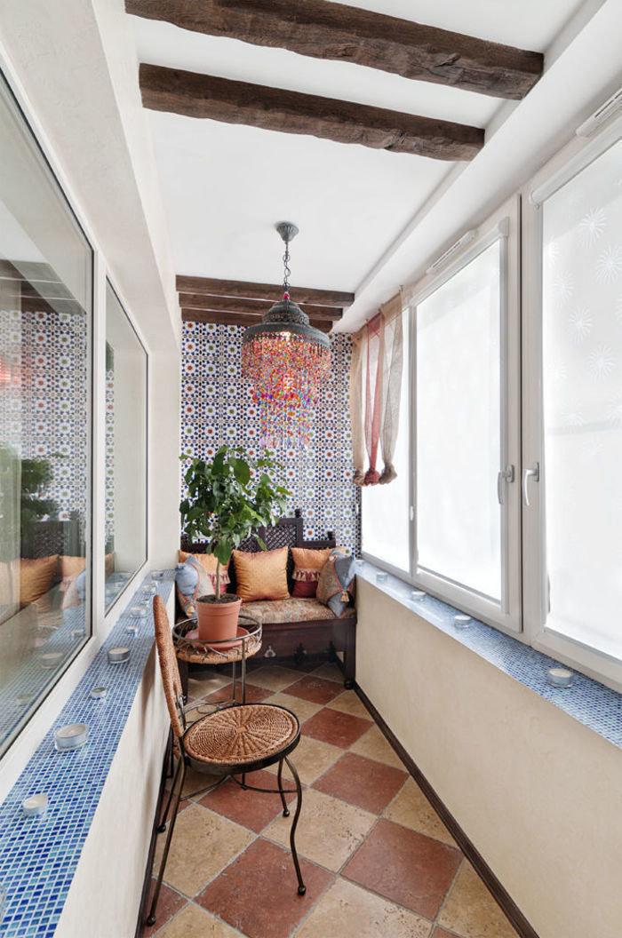 утепленный балкон дизайн фото включить информацию