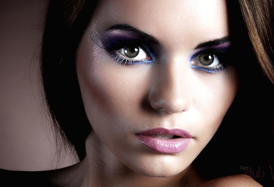 самые красивые картинки макияжа