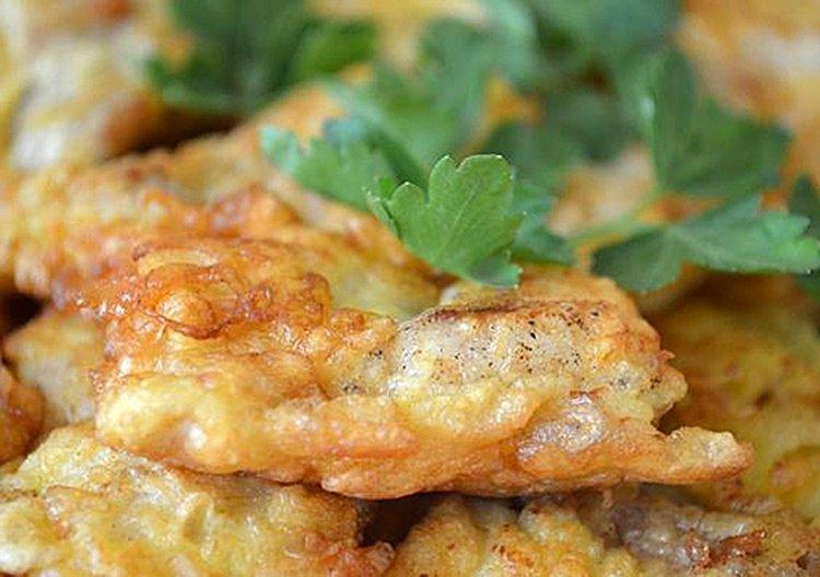 Филе минтая рецепт на сковороде в кляре