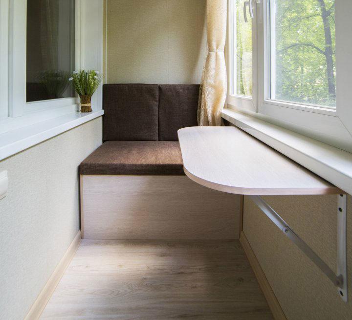 """Откидной столик для балкона"""" - карточка пользователя nastena."""