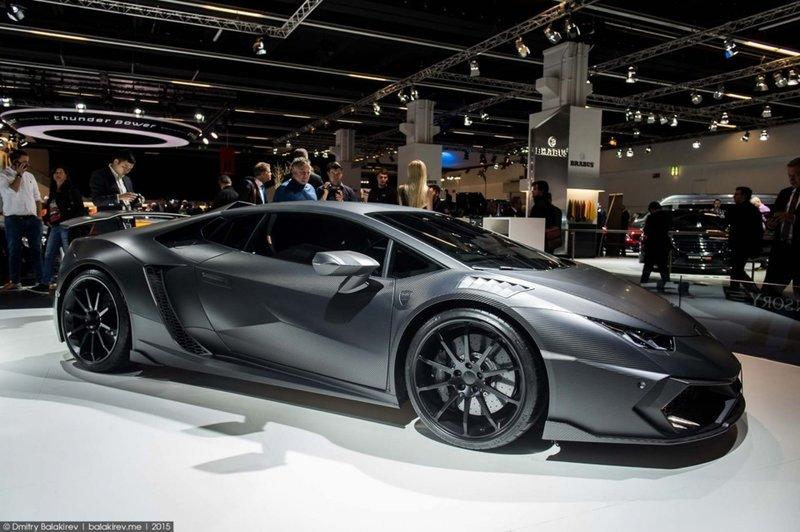 Восхитительный Lamborghini TROFEO.