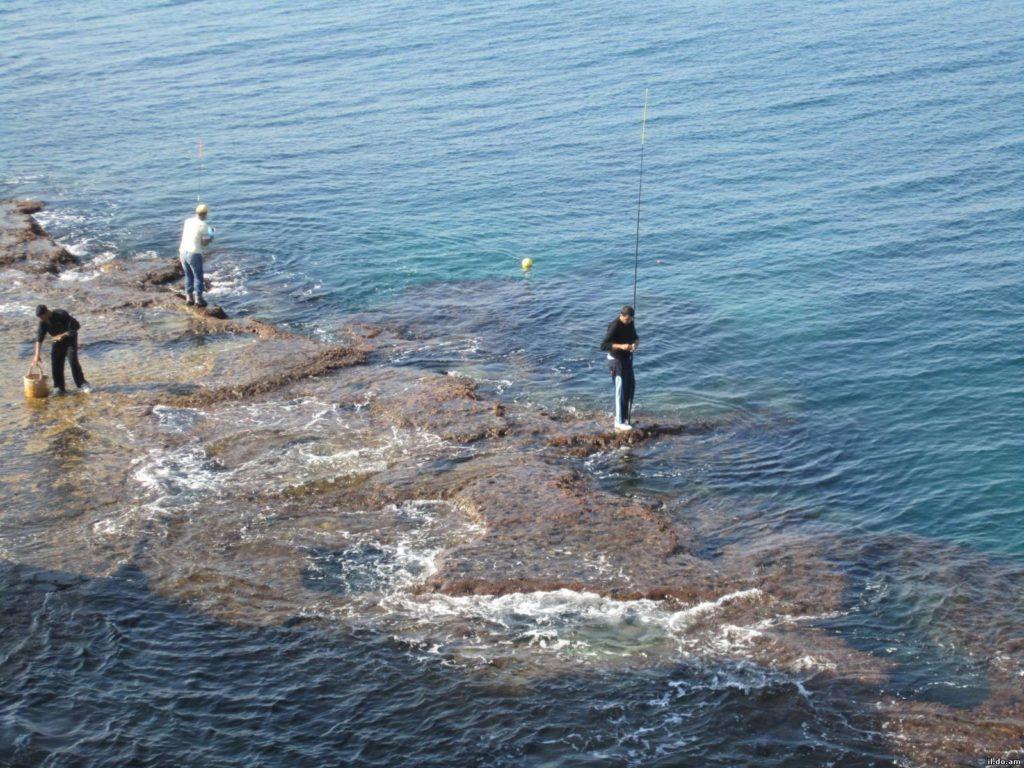 Рыбалка на Чёрном море с берега» — карточка пользователя ...