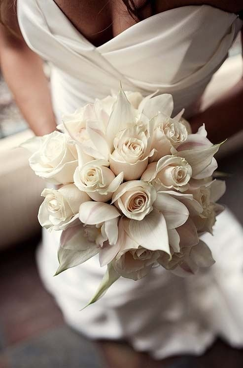 Картинки на аву белые розы