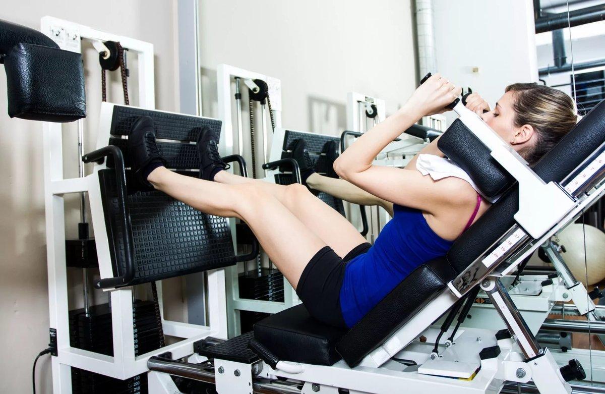 Фото девушек в фитнес зале, Спортивные девушки (37 фото) 7 фотография
