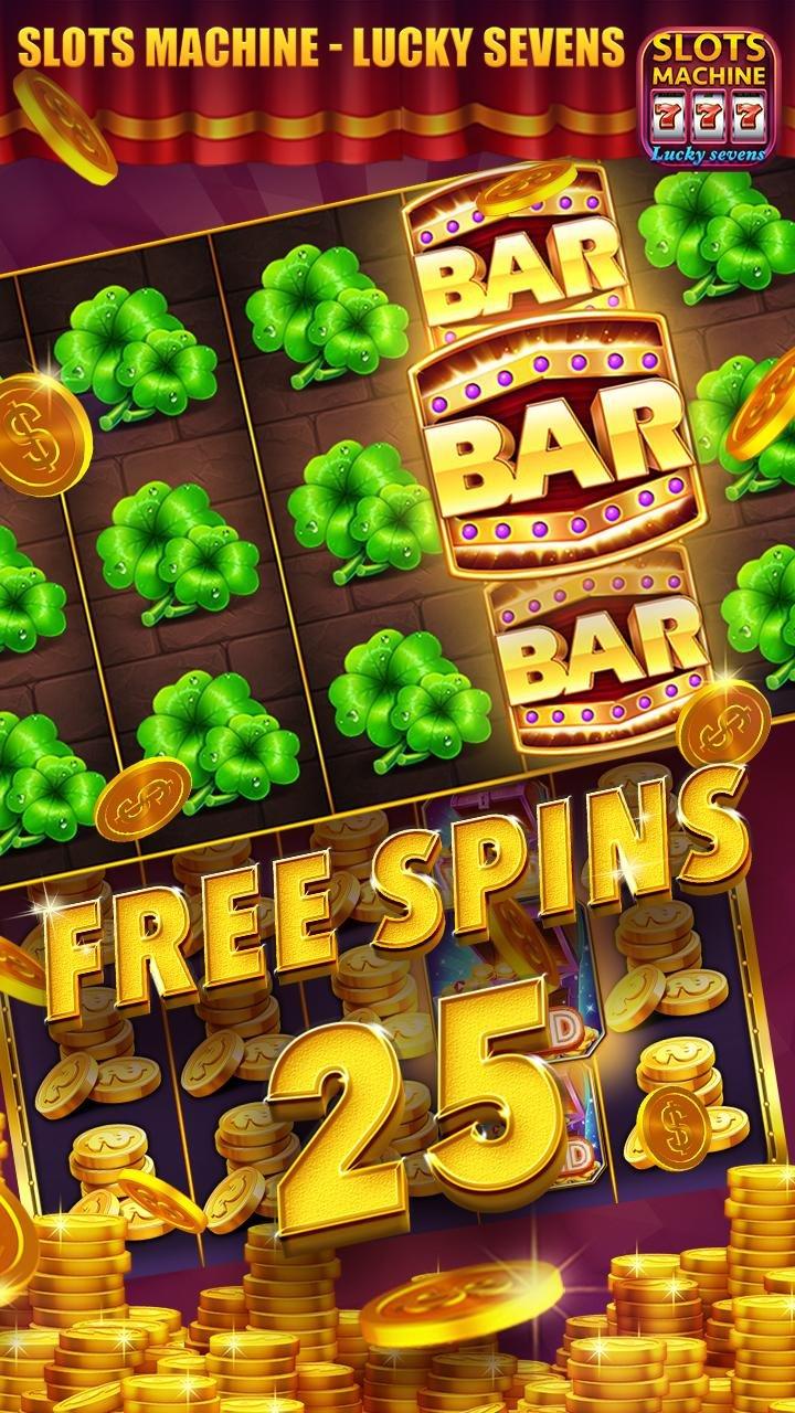 Free 7 slot machine games