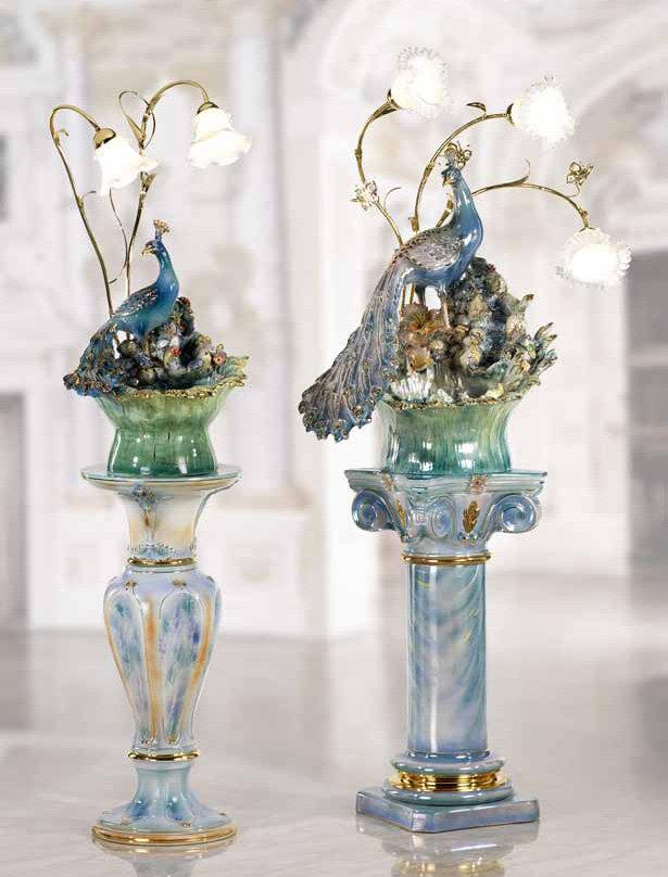 изысканные керамические изделия ручной работы итальянских мастеров