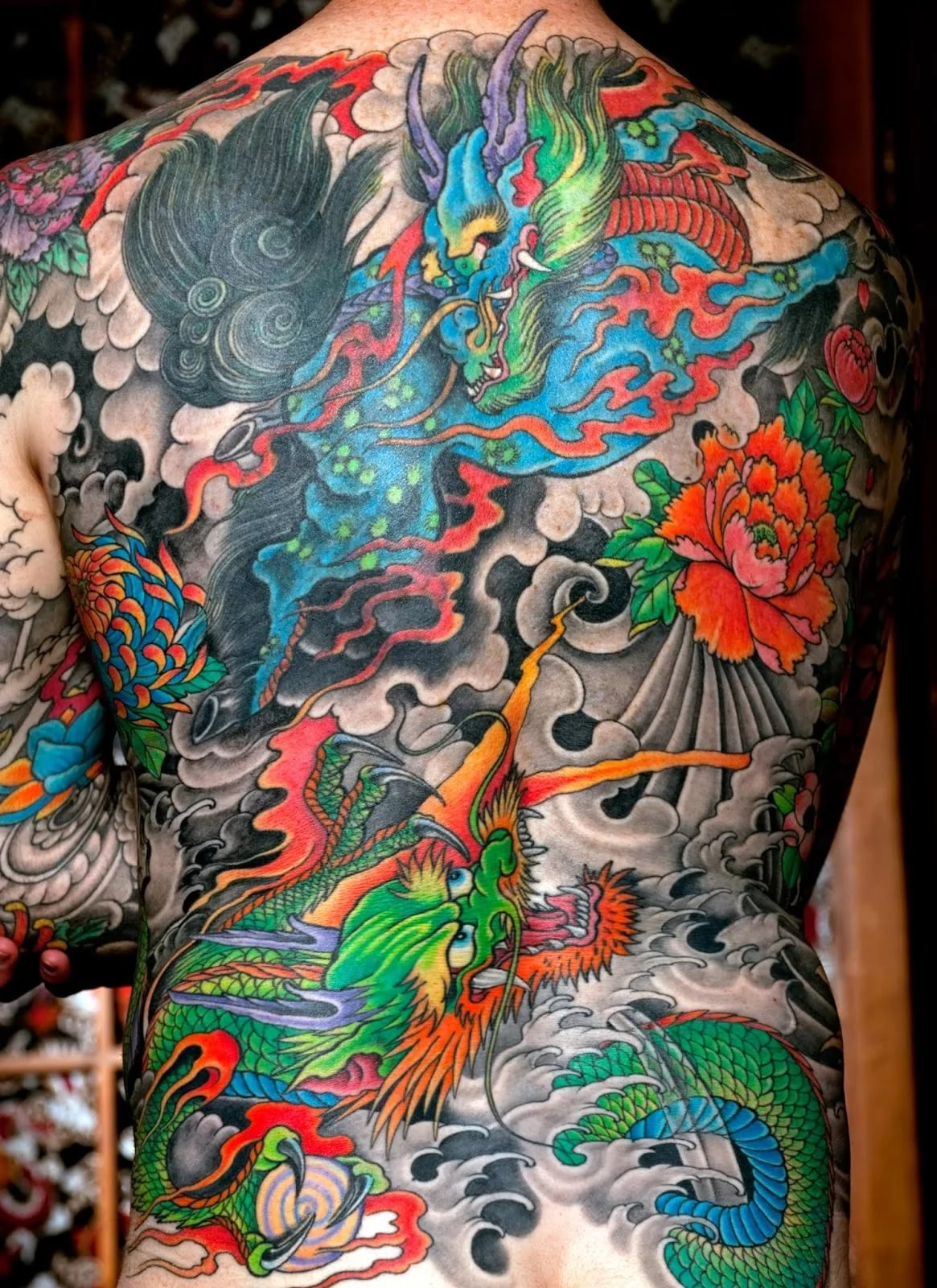 japanese tattoos irezumi meaning and history with pictures - HD1165×1600