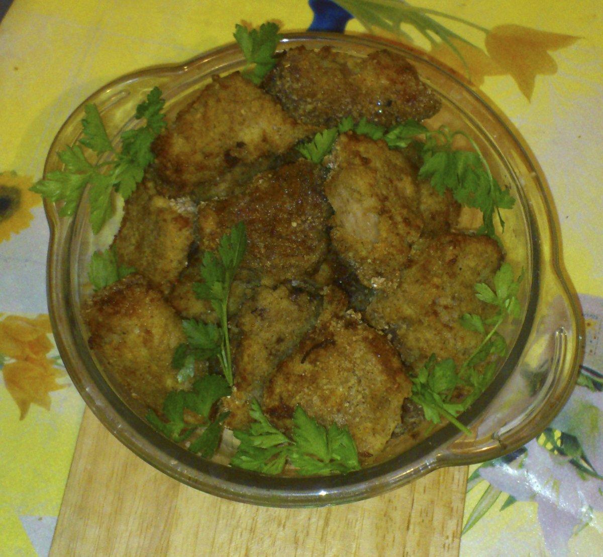 Как приготовить вкусные отбивные из куриного филе