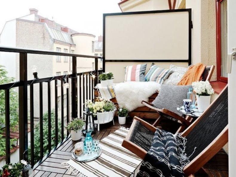 Балкона в квартире своими руками 94