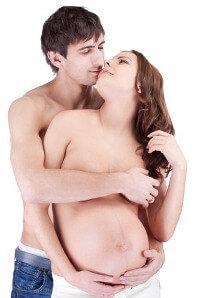 Секс во время беремена