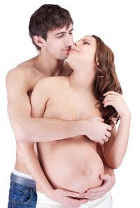 Секс во время беременностои