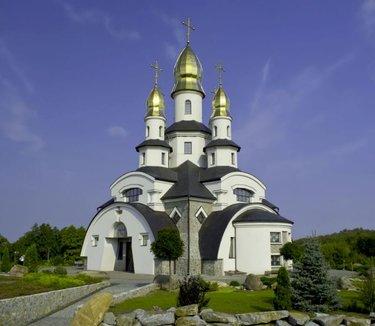 церкви киеыской области