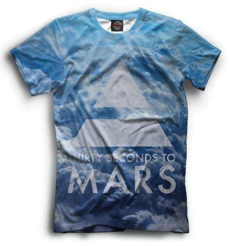 Футболка для мальчиков 30 Seconds to Mars