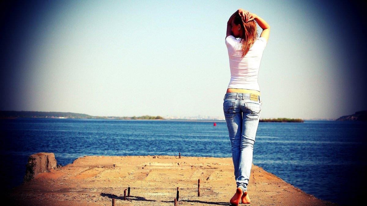 добраться картинки со спины в джинсах умение работать незнакомыми