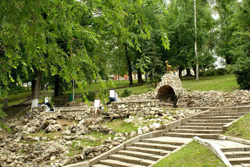 струковский сад самара картинки течение нескольких дней