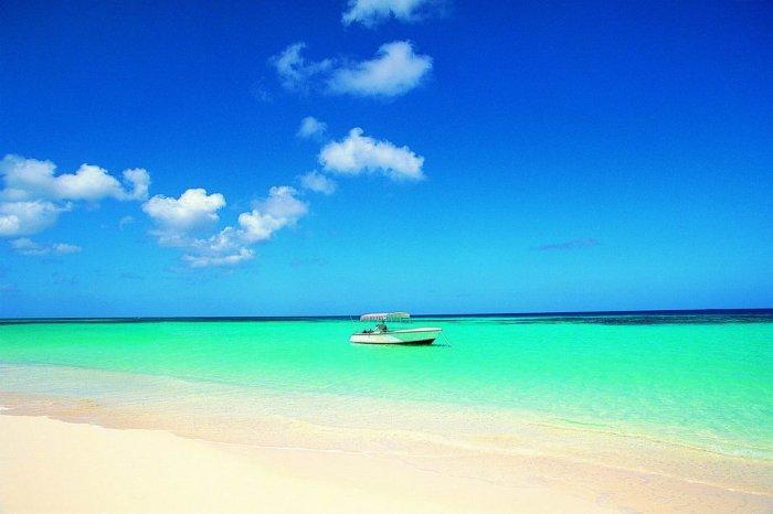 изумительный пляж