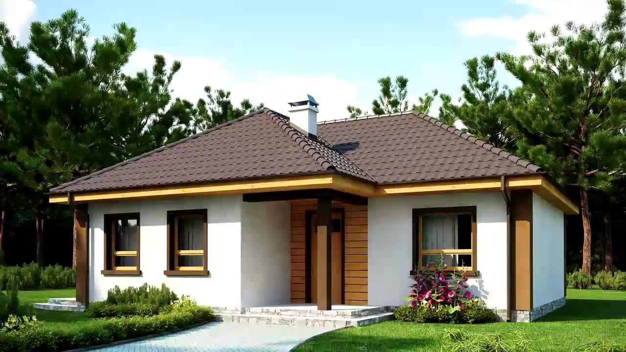 небольшие дома фото красивые