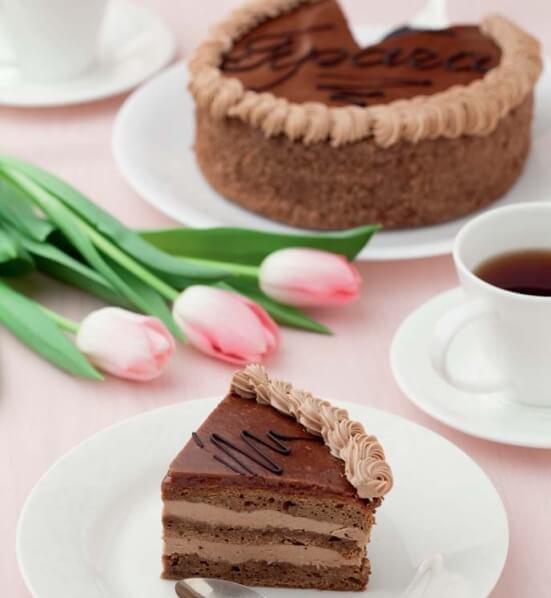 Как приготовить вкусный торт прага в домашних условиях