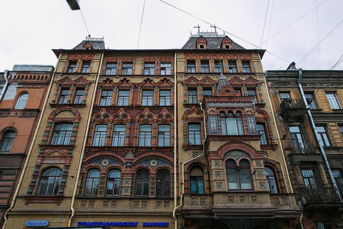 Архитектурные здания питера фото