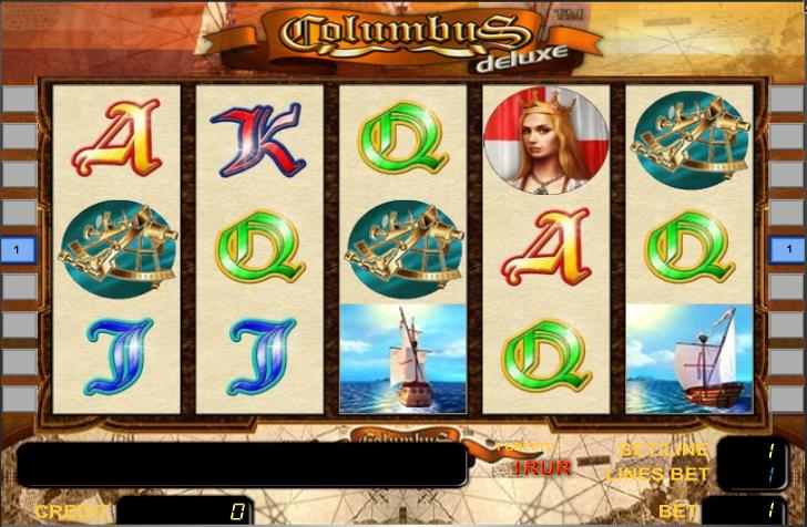 Бесплатные игровые автоматы колумб казино санкт петербурга крупье