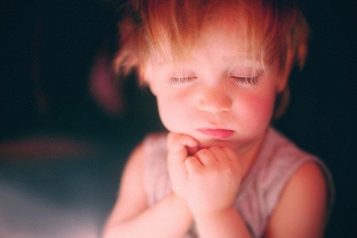 Портрет малыша. Фотограф Юлия Отто.