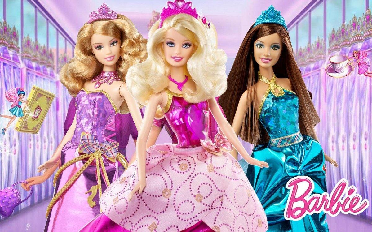 картинки на рабочий стол с куклами барби