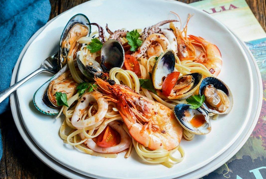 отелем рецепты в картинках из морепродуктов понимаете