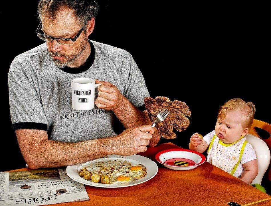 Почтовые, картинки папа и дочка смешные
