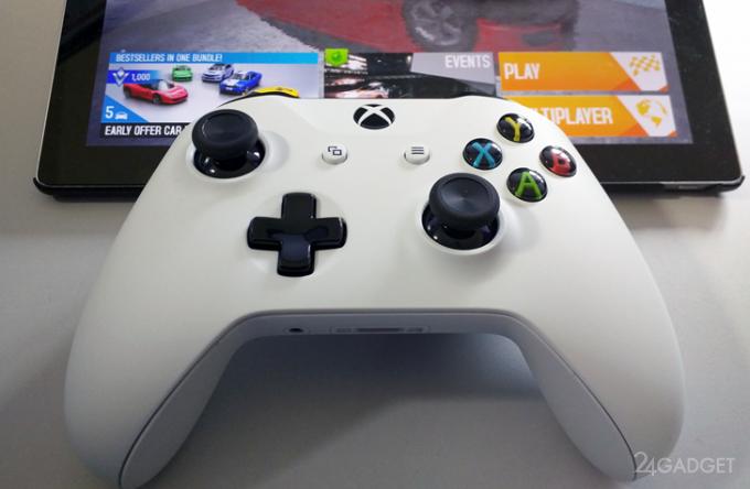 В этом году компания Microsoft геймпад, оснащенный Bluetooth-поддержкой