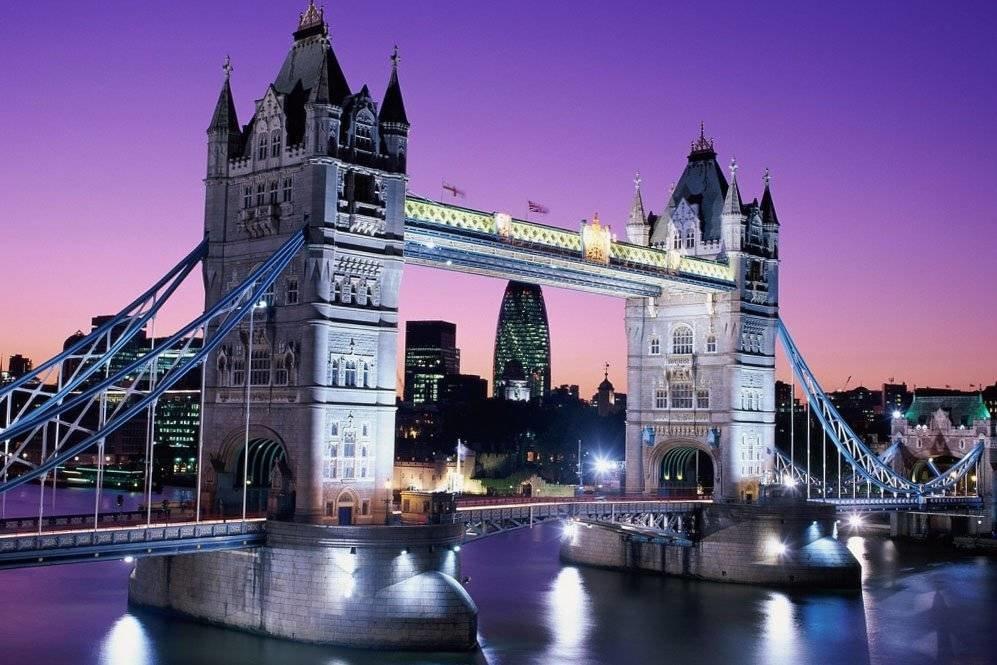 Необычные места великобритании фото