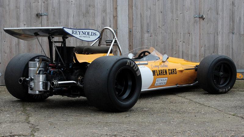 1970 McLaren M14A