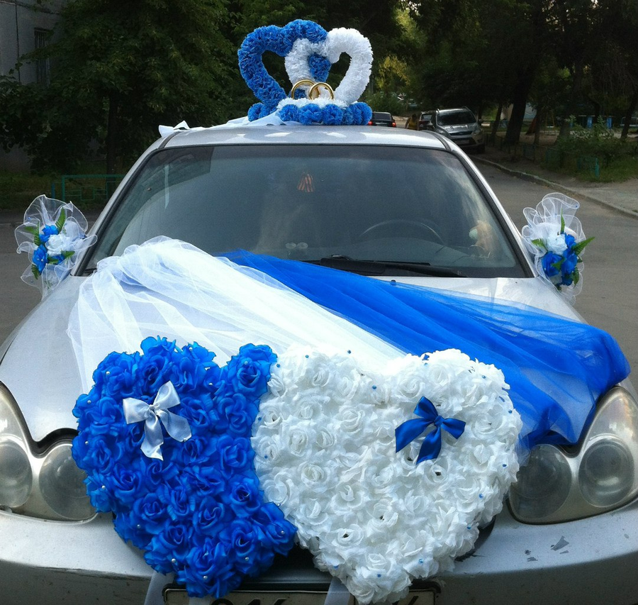 Аренда свадебных аксессуаров