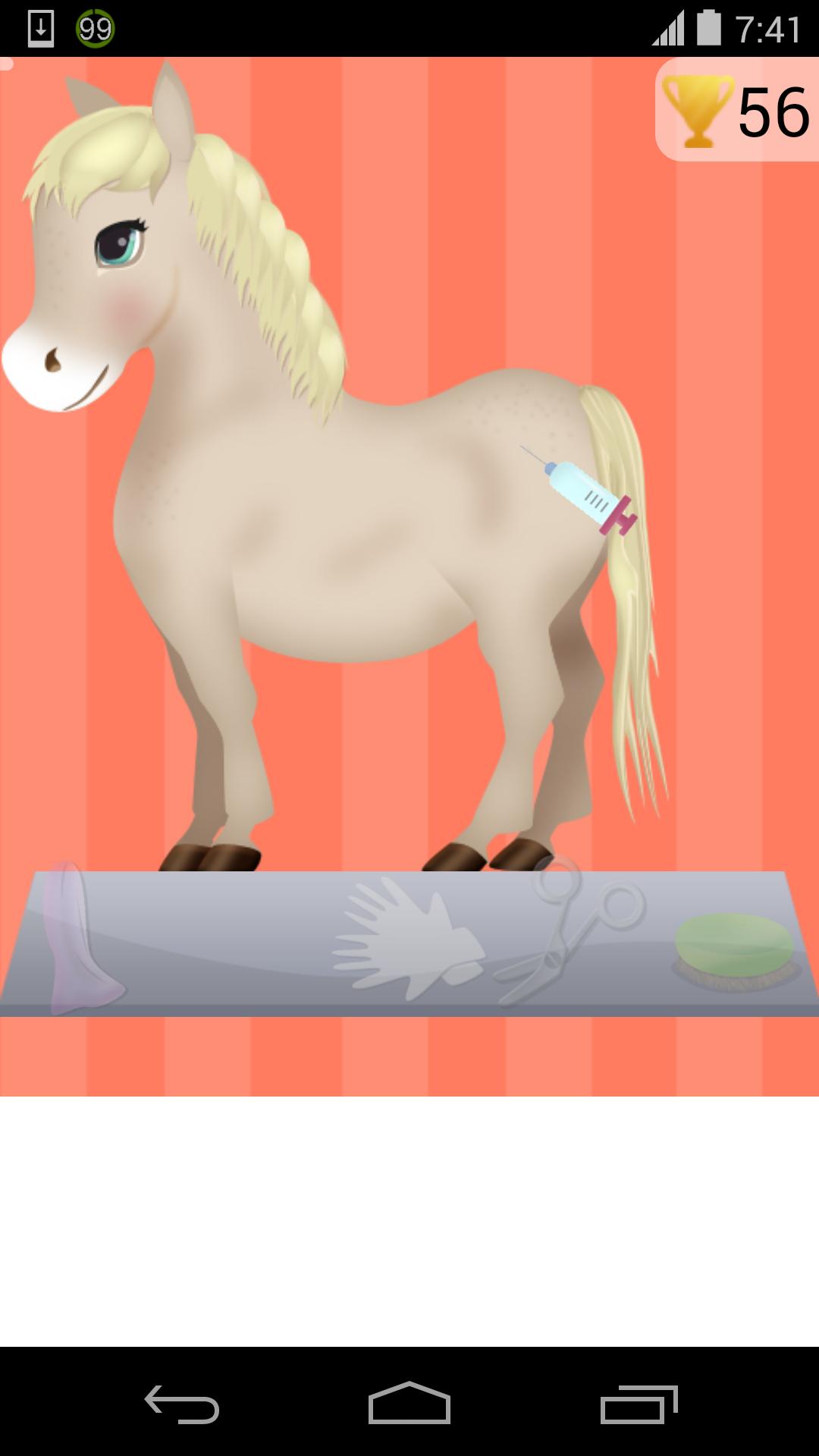 Giochi di gare a cavallo