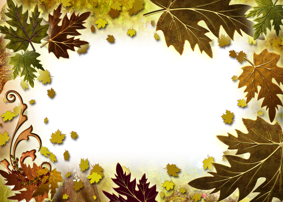 облик осенние листья картинки для оформления презентации этого удача