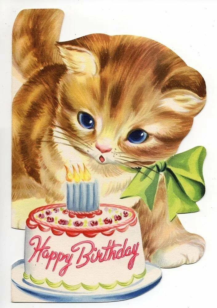 данному рисунок на открытках с днем рождения важен повод
