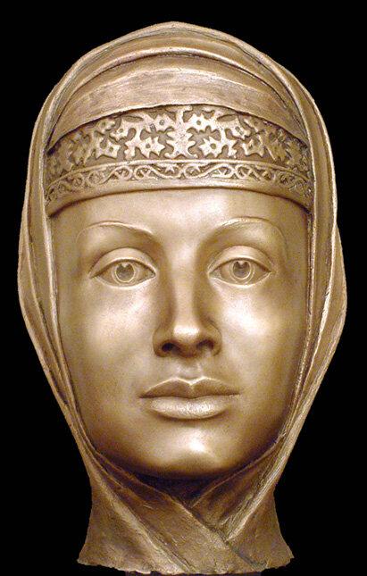 28 октября 1571 года царь Иван IV Грозный обвенчался с Марфой Собакиной