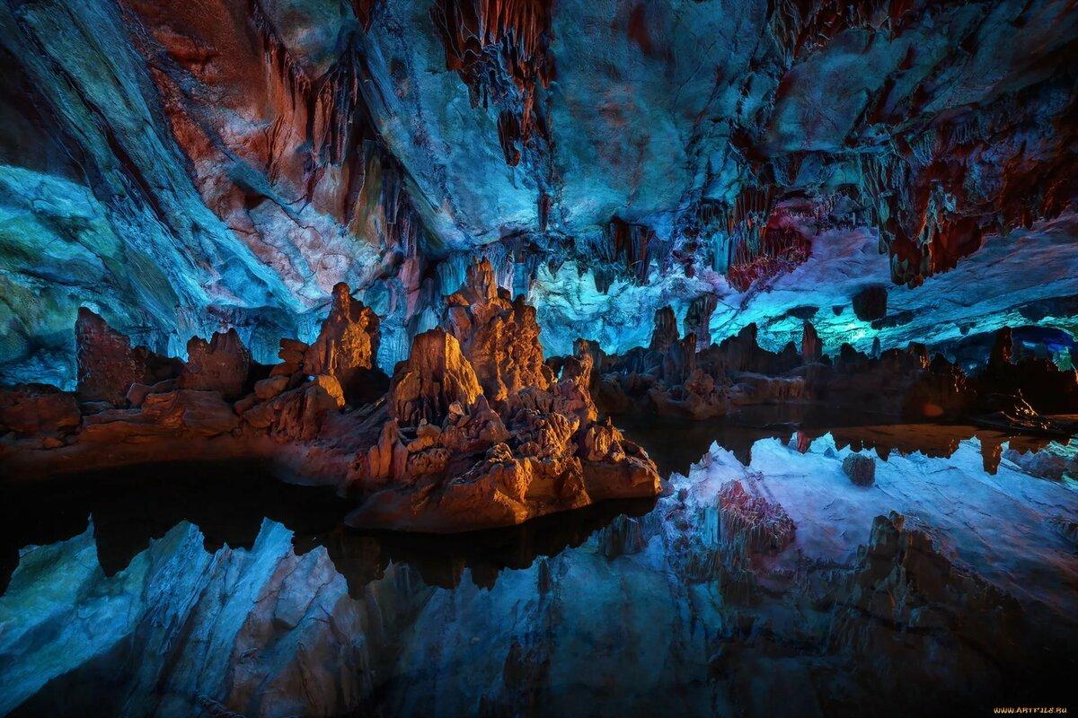 Красивые пещеры мира фото современником рубенса