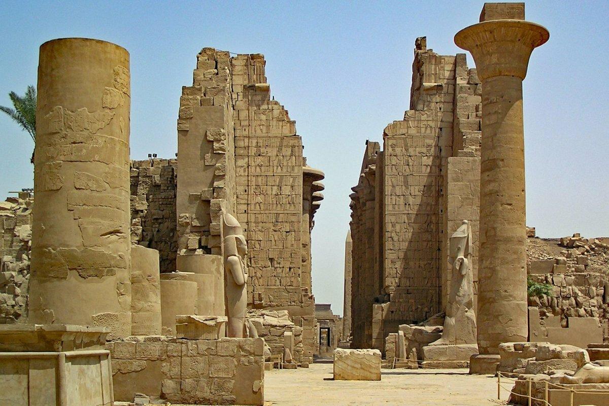 Древнеегипетские храмы картинки и названия