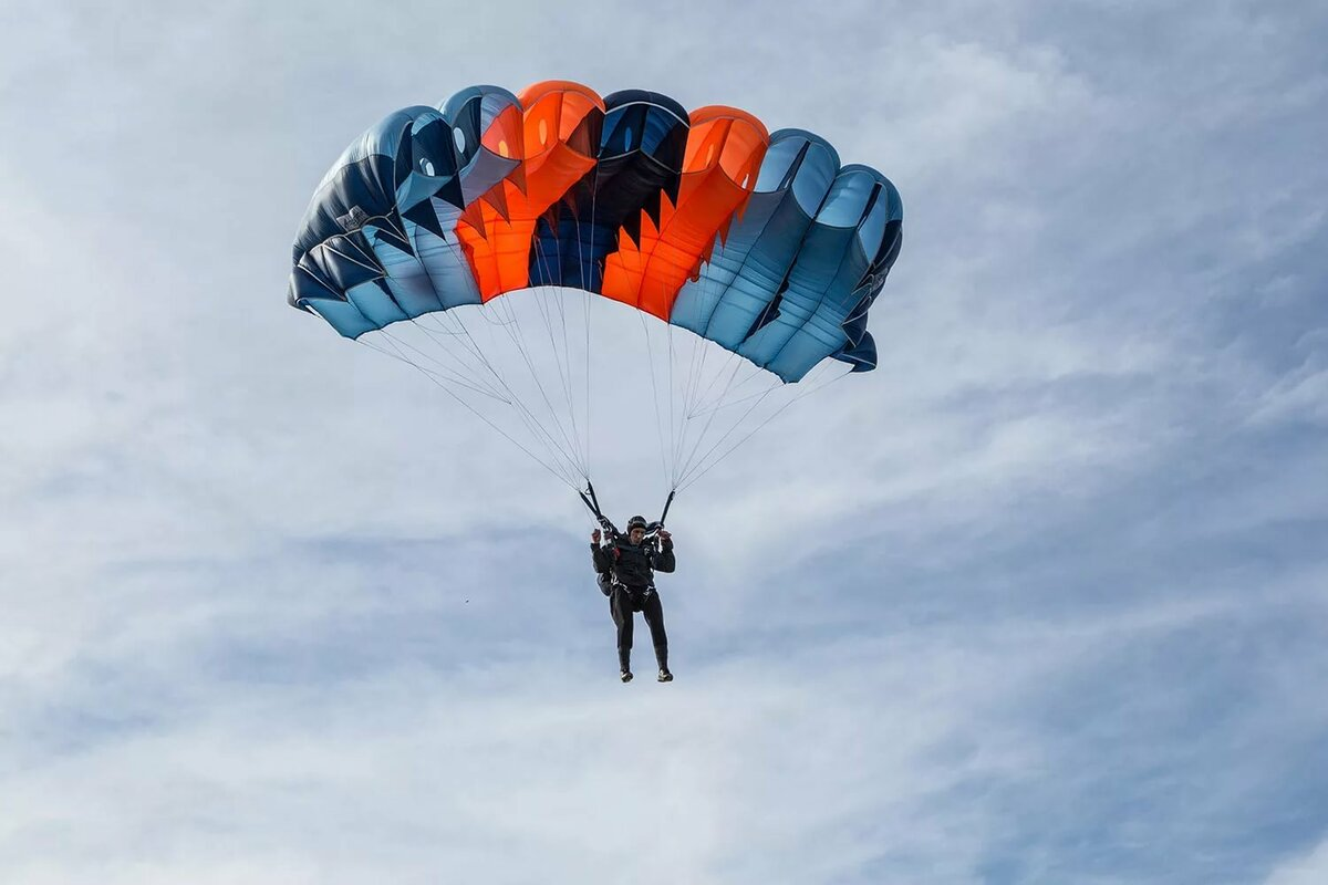 стремятся сделать виды парашютов их картинки где