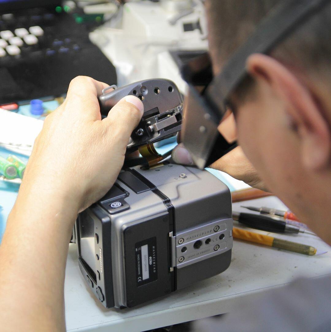 Сервисное обслуживание фотоаппаратов тольятти