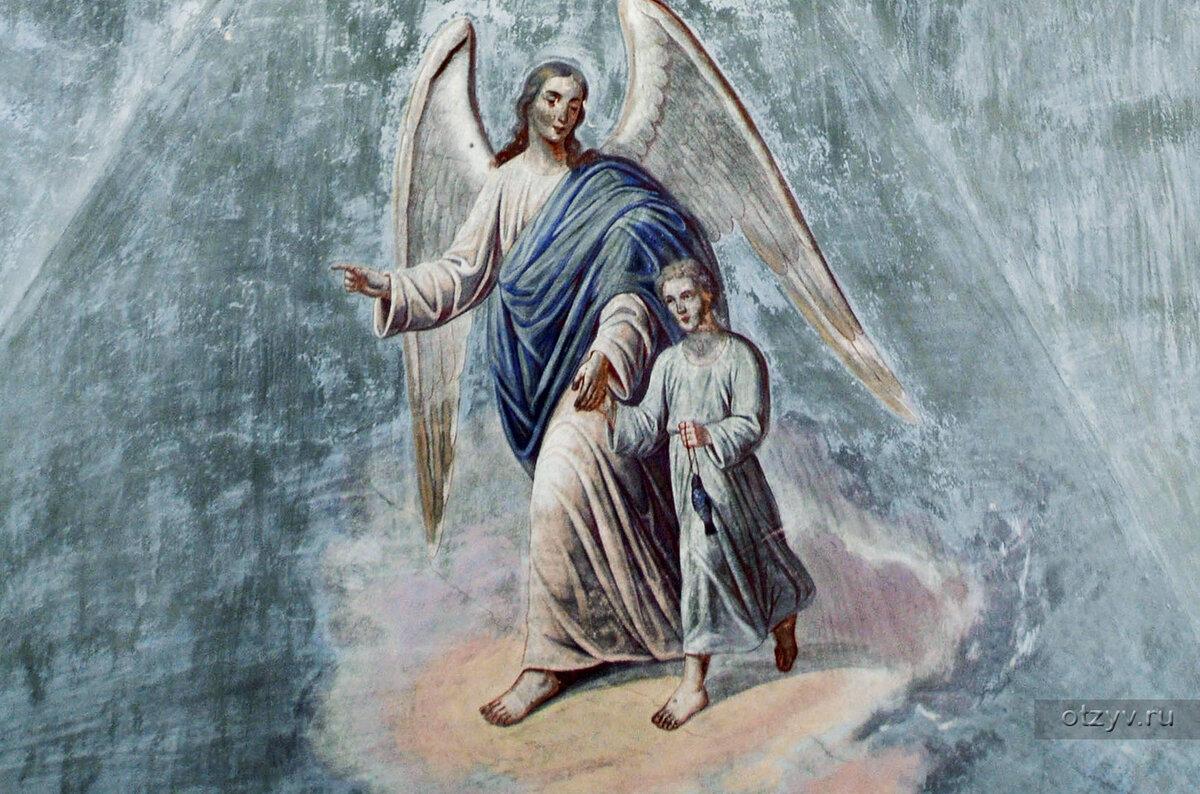 иисус с крыльями картинки