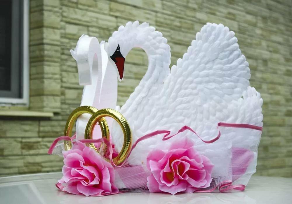 свадебные картинки с лебедями пояснять что