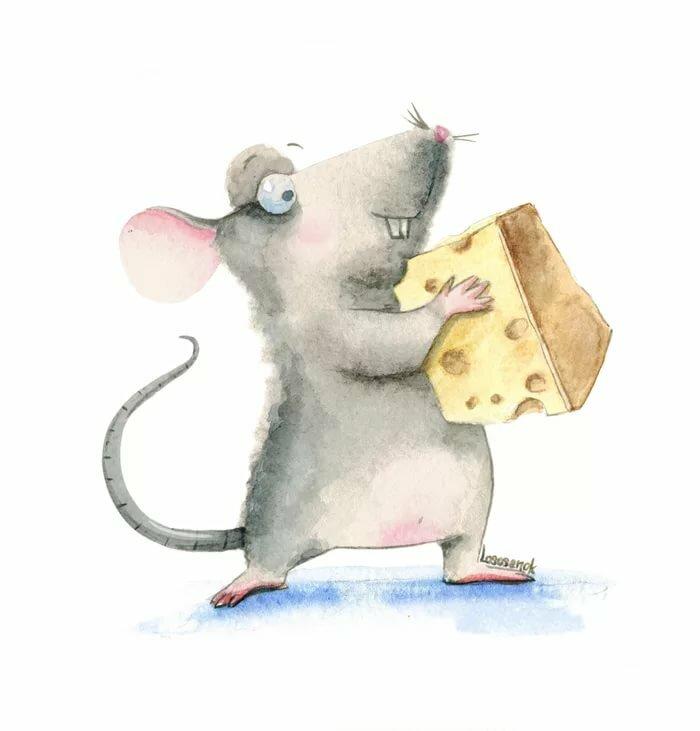 Смешные картинки мышонка