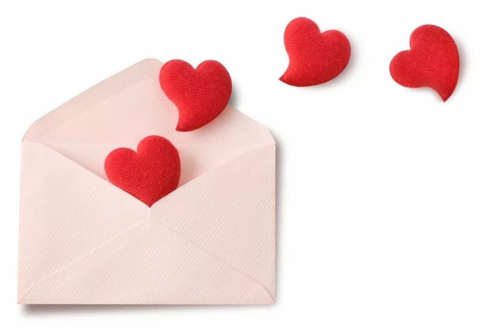 Открытки в форме сердечек, марта