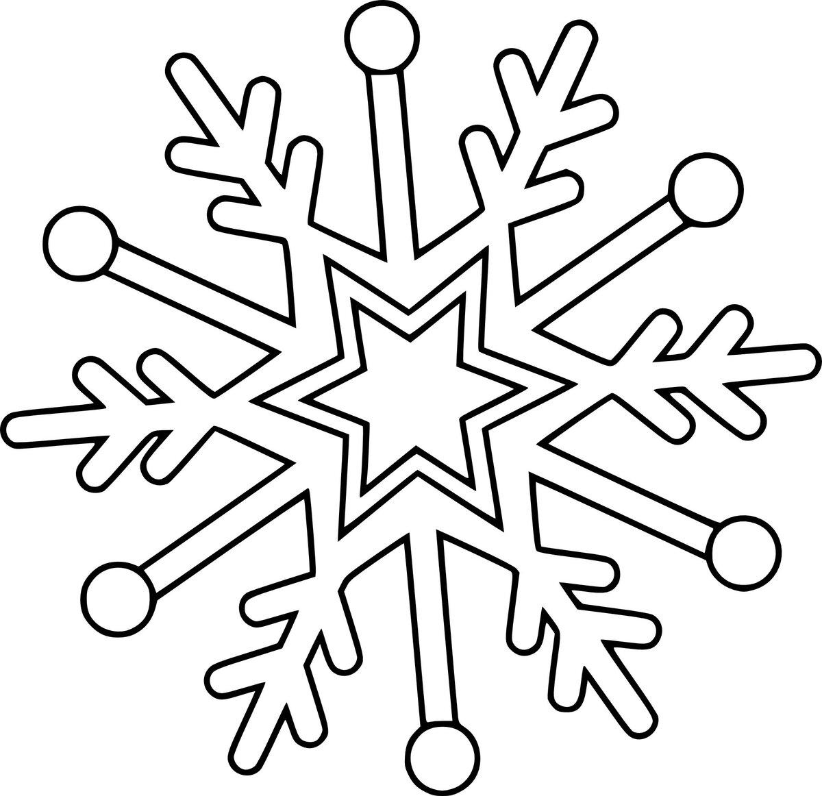все картинки новогодних снежинок для вырезания сразу